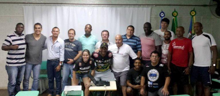 Macuco luta para ter modalidade Karatê forte em 2016