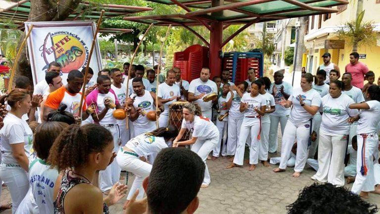 Festa da Primavera marca a chegada da nova estação em Macuco