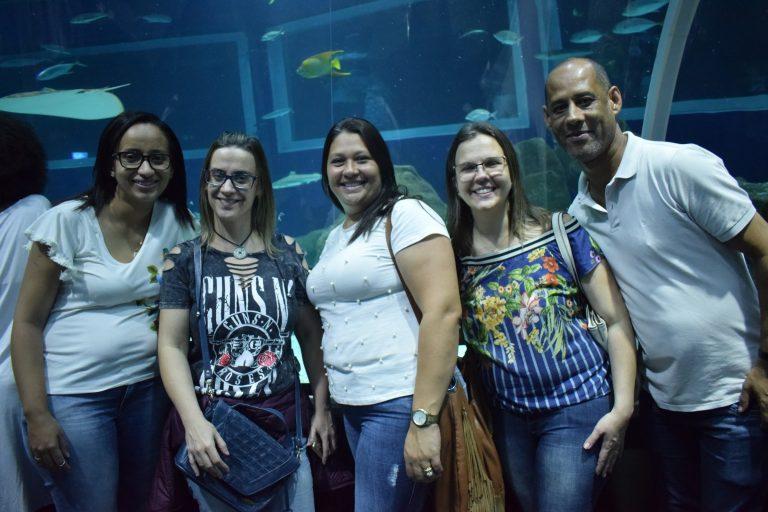 Cordeirenses têm dia especial no 'AquaRIO'