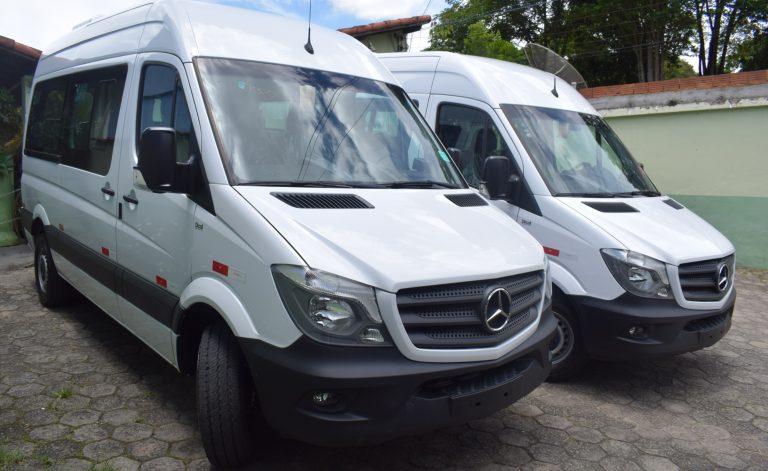 Mais duas vans são adquiridas pela Prefeitura de Cordeiro