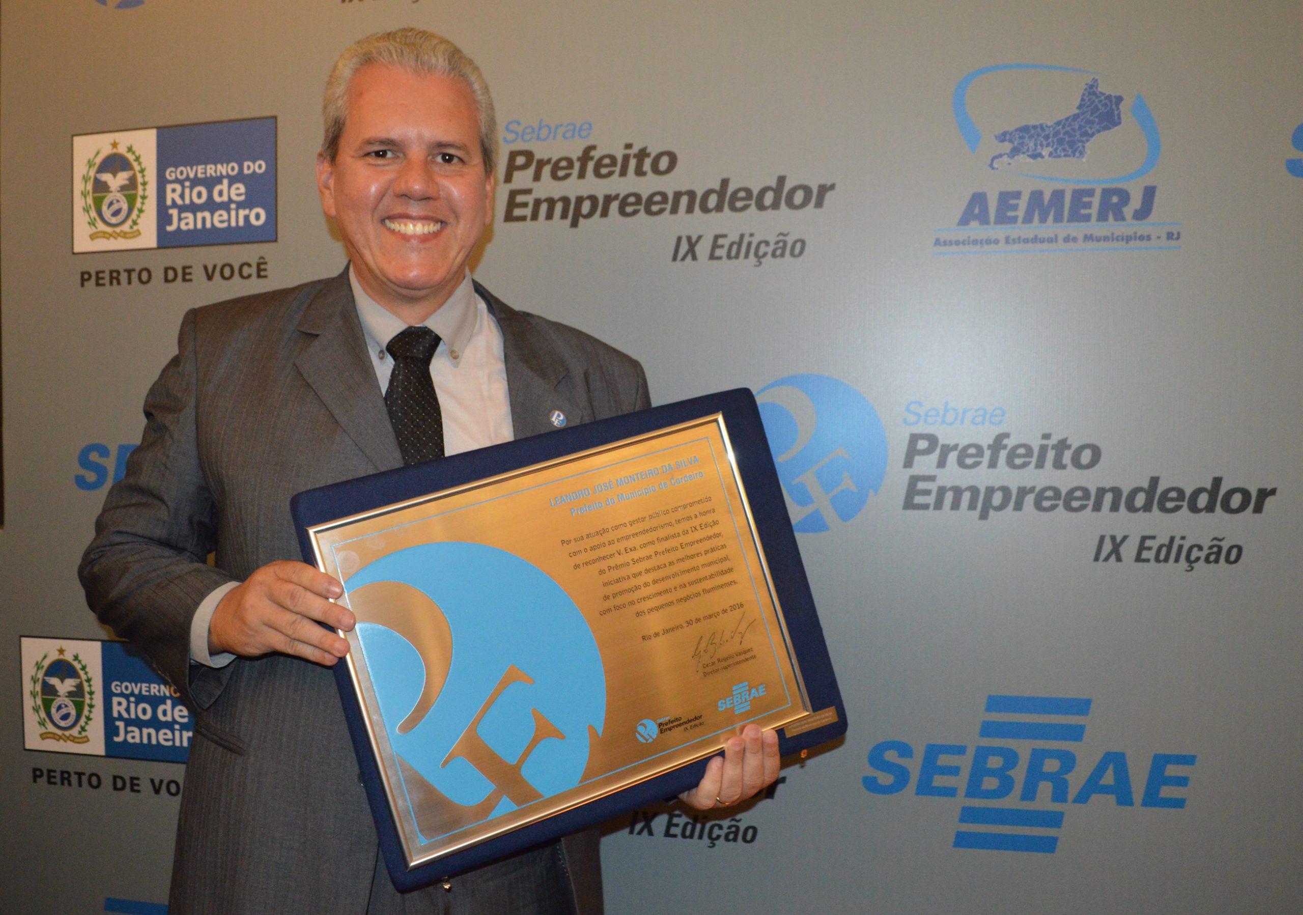 Leandro Monteiro vai ao Rio em busca de benfeitorias para Cordeiro