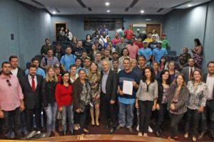 Concursados de 2015 empossados na Prefeitura de Nova Friburgo