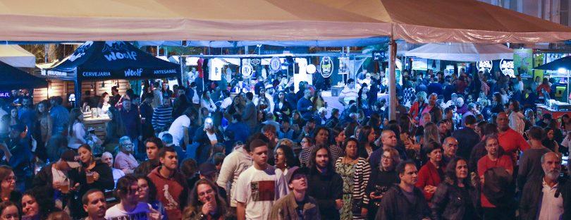 Sucesso em Cantagalo com forte participação da População e de Turistas
