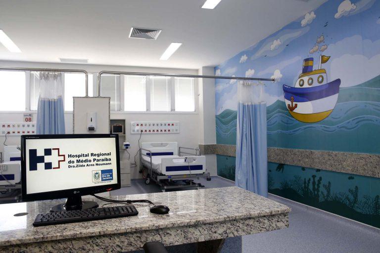Hospital do Médio Paraíba é inaugurado