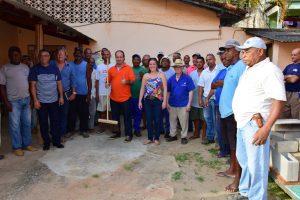 Prefeito de Macuco Bruno Boaretto faz um resumo do seu primeiro mês de governo
