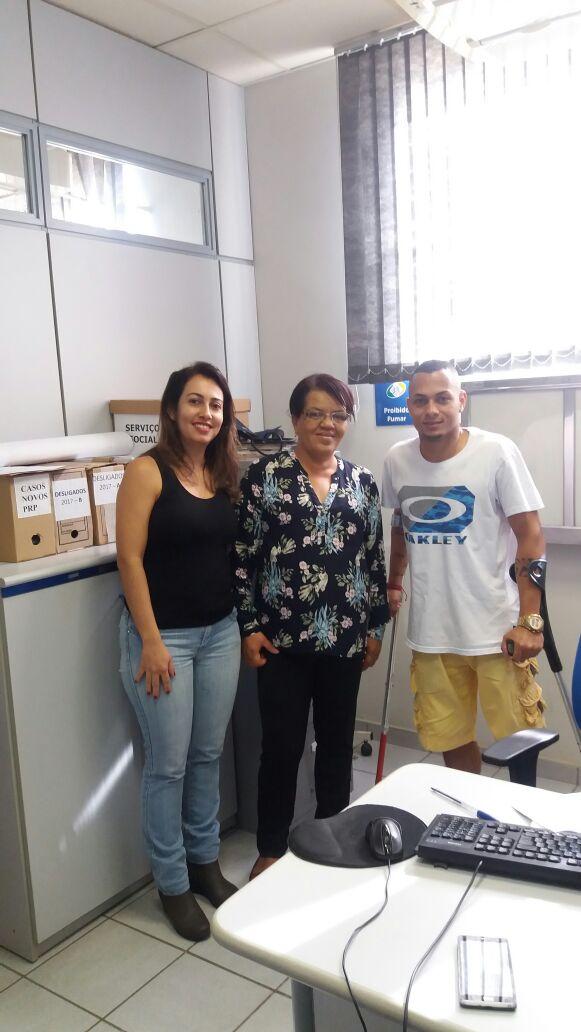 Programa de Reabilitação Profissional do INSS de Cordeiro