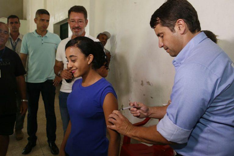 Secretário visita Cantagalo e Angra e reforça ações do Estado contra a febre amarela