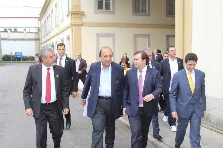Com homologação do regime de recuperação , Christino  acredita na retomada da economia fluminense