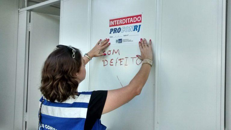 Procon Estadual encontra no Rock In Rio problemas semelhantes aos da última edição do festival