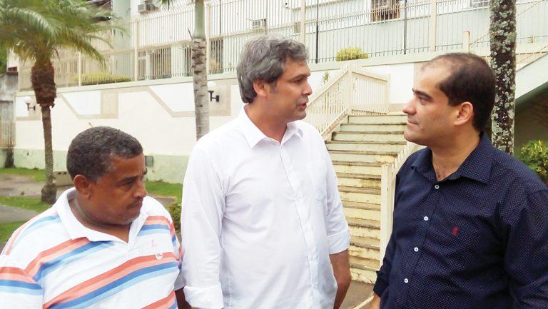 Senador Lindbergh Farias visita municípios da Região Centro Norte Fluminense