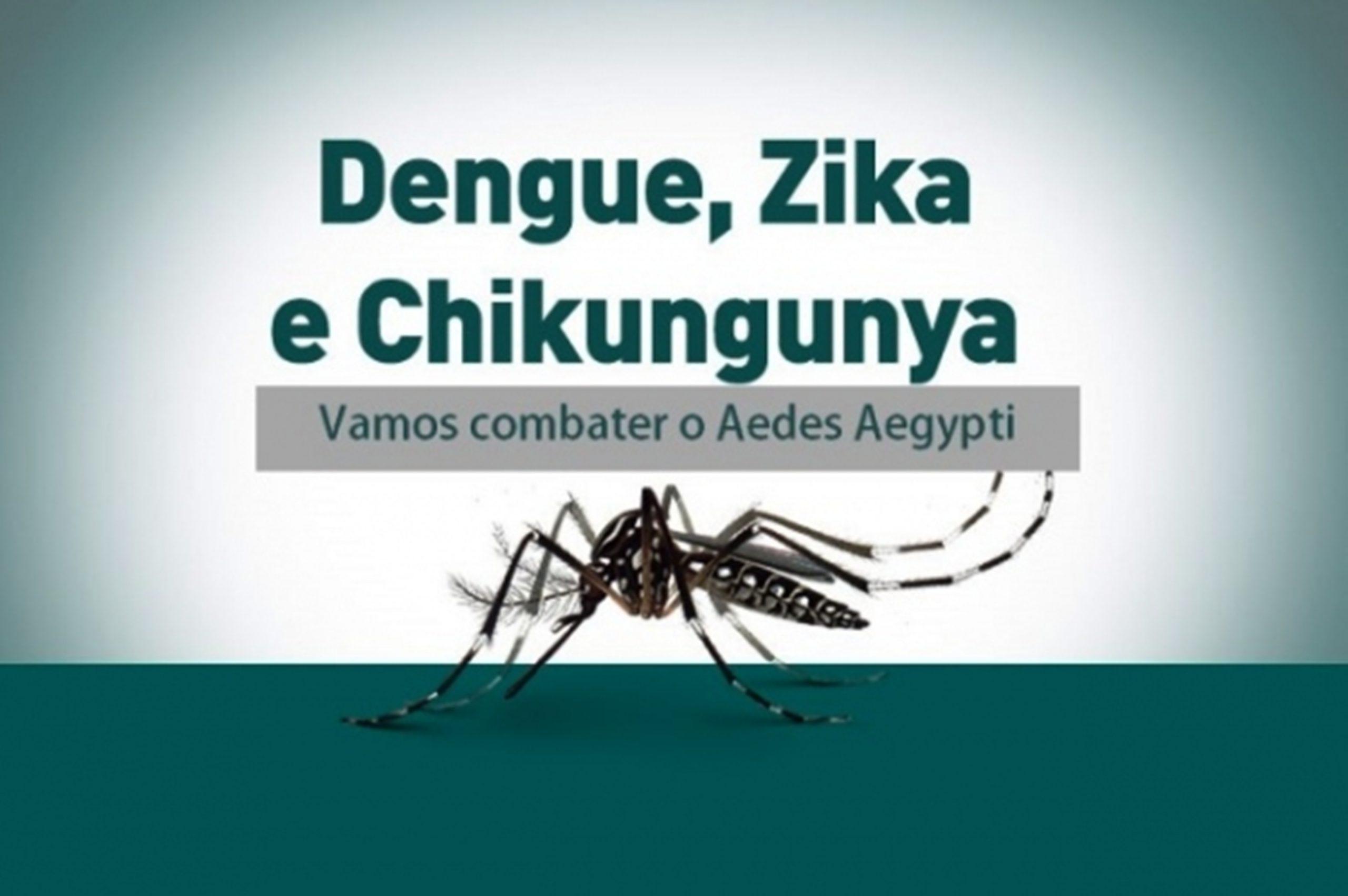 Dia D de Combate ao mosquito Aedes Aegypti em Cordeiro