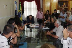 Concurso Público: aprovados e reprovados no teste de aptidão física participam de reuniões na Prefeitura