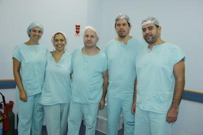 Mutirão da Saúde tem início e pretende zerar cirurgias ortopédicas no Hospital Raul Sertã