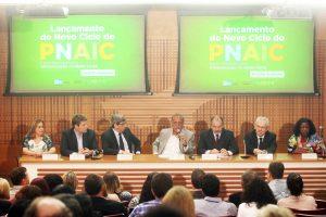 Governo estadual e federal reafirmam pacto pela alfabetização infantil