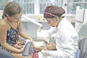 Programa Sorriso Especial atende pacientes com microcefalia