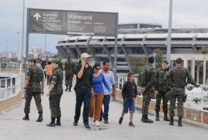 Forças Armadas vão permanecer no Rio até a eleição