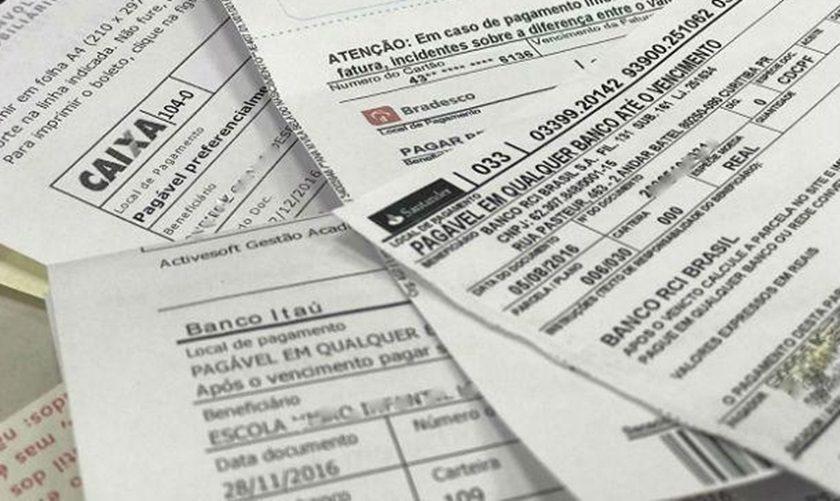 Boletos vencidos poderão ser pagos em qualquer banco a partir de março