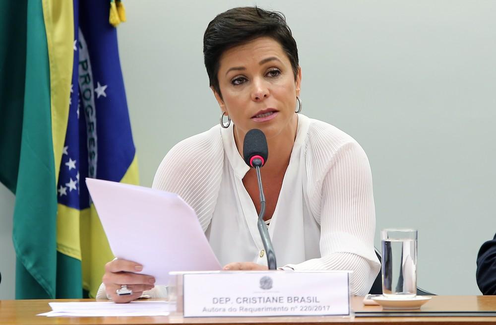 Posse de Cristiane Brasil no Ministério do Trabalho é suspensa após justiça conceder liminar
