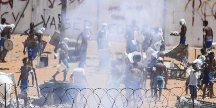 Presos voltam a entrar em confronto em Alcaçuz, no Rio Grande do Norte