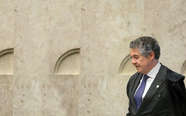 Marco Aurélio será relator das investigações contra Aécio Neves no Supremo