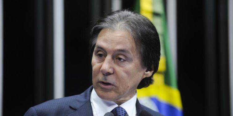 Eunício Oliveira diz que sua relação com governo será de independência e diálogo
