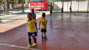 Cordeiro oferece escolinhas esportivas para várias idades