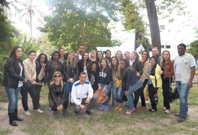 Cordeirenses realizam visita técnica ao Instituto Vital Brazil