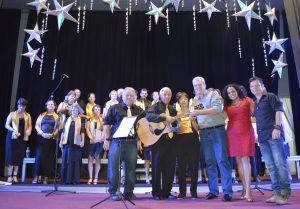 Música solidária no Fim de Ano Cultural de Cordeiro