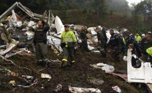 Governo da Bolívia abre causa contra companhia que transportou Chapecoense