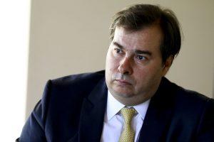 Maia critica MP sobre balanço em jornalod_jornalis e diz ela pode nem chegar à votação