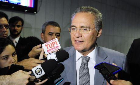 Renan critica a redução de prazos de processo contra Dilma Rousseff