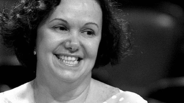 Morre no Rio a ex-deputada estadual Aparecida Gama