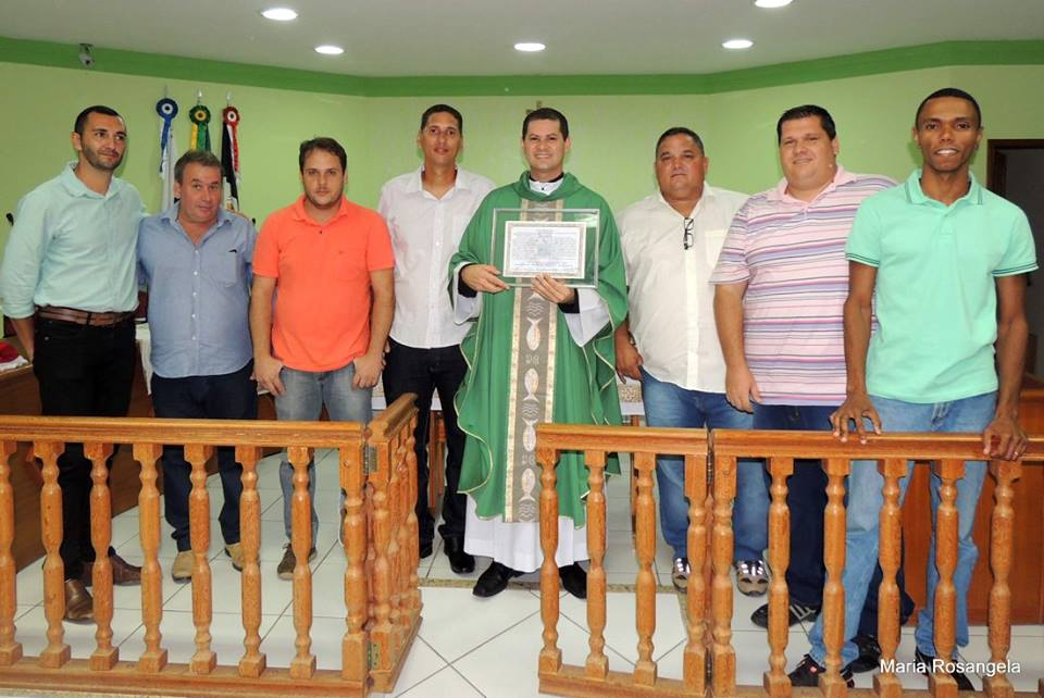 Câmara de Vereadores de Macuco teve 1ª Sessão Ordinária com a realização de uma Missa em Ação de Graças pelo ano legislativo