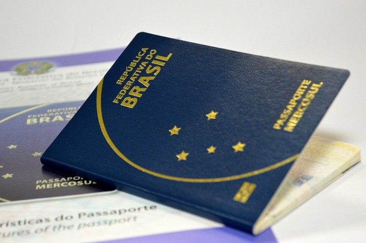 Policia Federal suspende emissão de passaportes