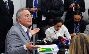"""Renan vai ao STF contra ação da PF e chama ministro de """"chefete de polícia"""""""