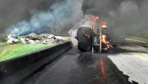 Grave acidente em Sapucaia mata cinco membros da mesma família de Cordeiro