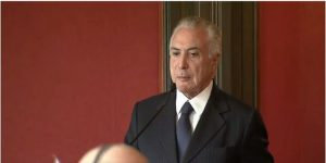 PGR denuncia Temer por crime de corrupção passiva