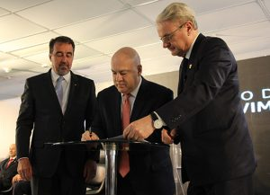 Frente Nacional de Prefeitos, Caixa e PNUD firmam acordo para promover metas da ONU em municípios