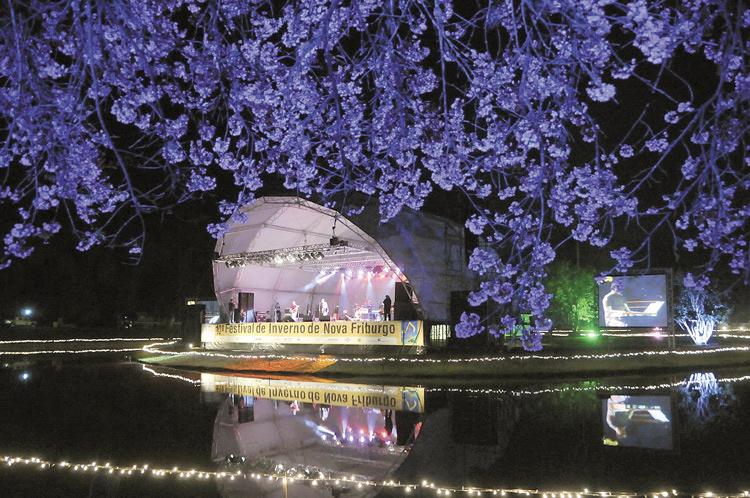 Festival de Inverno de Nova Friburgo terá mais de 40 atrações