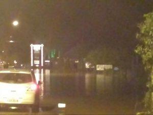 Friburgo, RJ, teve sete deslizamentos e 60 casas invadidas pela água