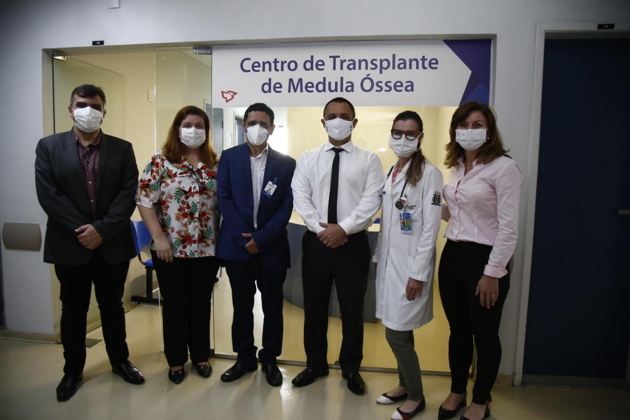 Secretaria de Estado de Saúde volta a fazer transplantes de medula óssea no Hemorio
