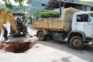 Secretarias de Obras e Serviços Públicos promovem melhorias em Cordeiro