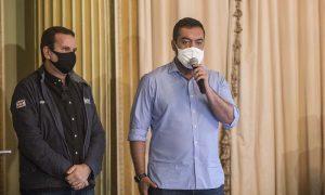 Estado, Prefeitura do Rio e Ministério da Saúde anunciam regulação única de leitos para pacientes com Covid-19