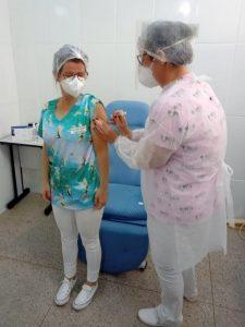 Município de São Sebastião do Alto sai na frente e divulga relação dos vacinados em sua página oficial, contendo nome e CPF .
