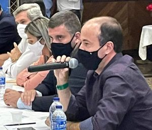 Macuco marca presença em fórum do Governo do Estado