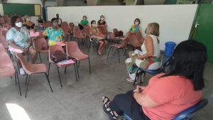 Planejamento educacional é tratado como prioridade em Macuco