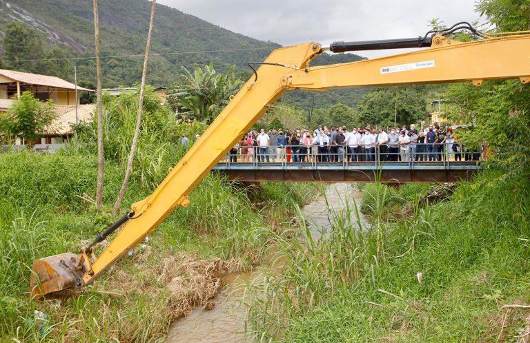 Estado investirá R$ 220 milhões na recuperação ambiental de Nova Friburgo