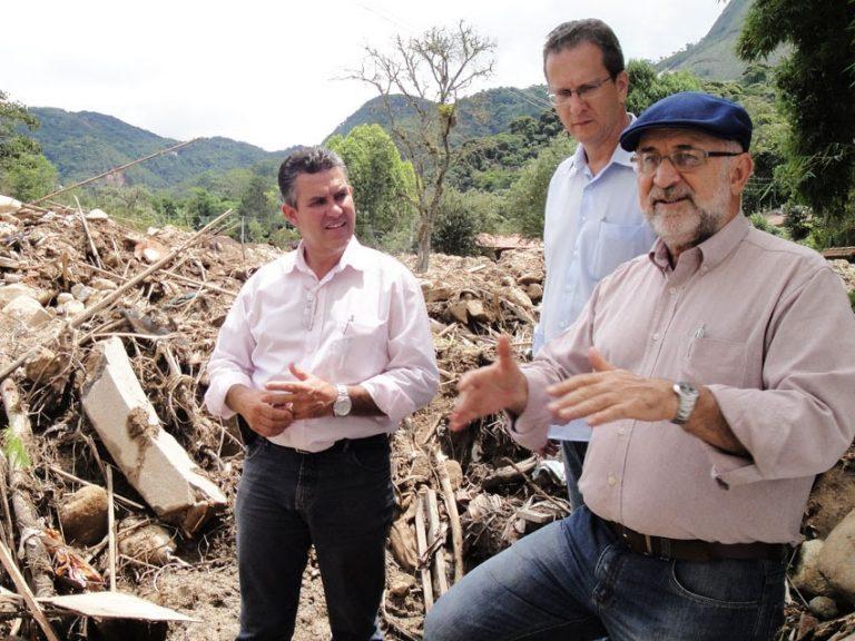 Alerj lembra dez anos da CPI das Chuvas na Região Serrana Fluminense