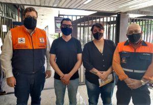 Defesa Civil de Macuco marca presença em Encontro Regional