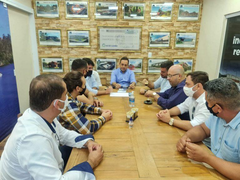 Executivo e Legislativo Cordeirense visitam Miguel Pereira para conhecer boas práticas de gestão administrativa municipal